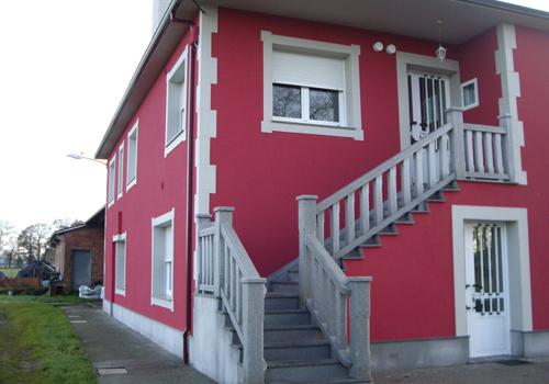 Productos irura materiales y complementos de construcci n - Productos para impermeabilizar fachadas ...