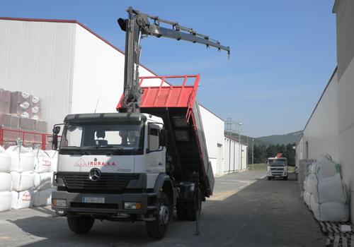 Irura transportes y vehículos